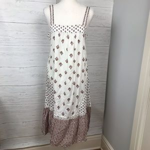 NWT Anthropologie Summer Dress